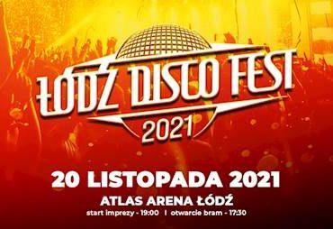 20.11.2021 (sobota) Łódź DISCO Fest
